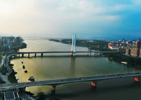 惠州市合生大桥、惠州大桥 —(路桥交通电气系统)