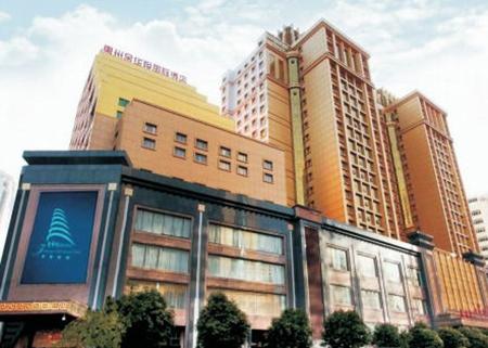 惠州金华悦商务酒店 —(商务酒店会所电气系统)