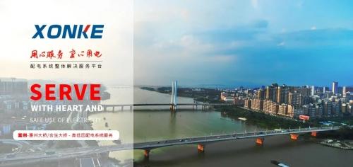 合生大桥/惠州大桥交通电气系统服务