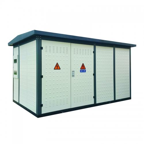 YBM-12/0.4型预装式变电站_天正电气总代理