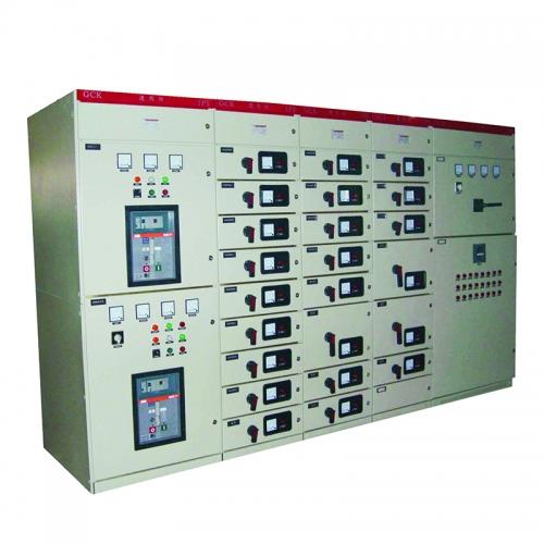 GCK(L)型交流低压抽出开关柜_天正电气总代理